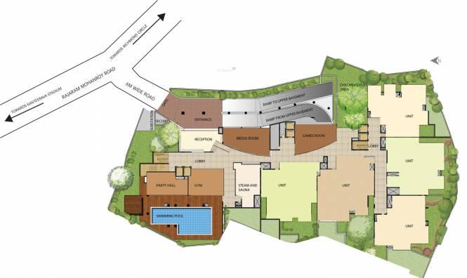 Century Renata Master Plan