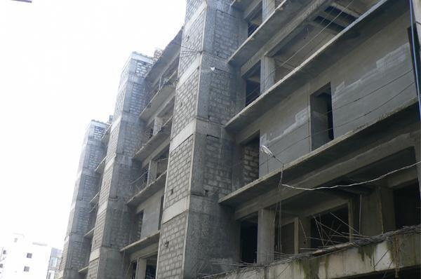 Krishvi Gavakshi Construction Status