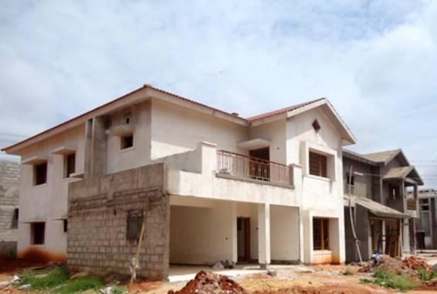 Adarsh Serenity Construction Status