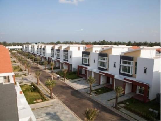 Arihant Villa Viviana Construction Status
