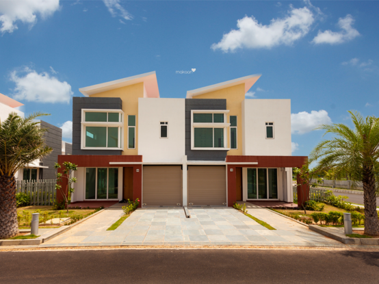 Arihant Villa Viviana Elevation