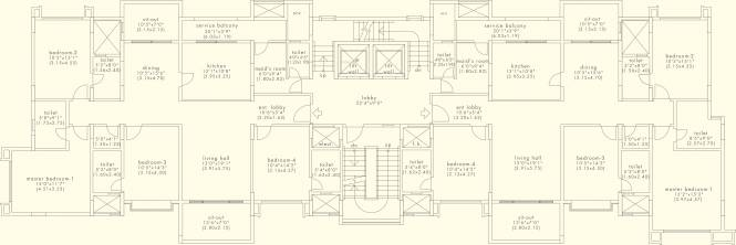 Kasturi Legacy Cluster Plan