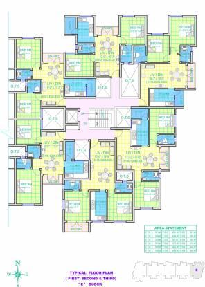 Royal Akarshana Cluster Plan