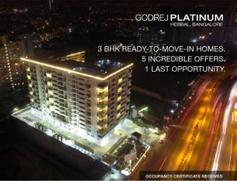 Godrej Platinum Elevation