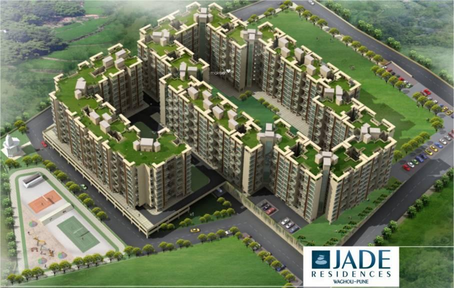 Dheeraj Jade Residences Elevation