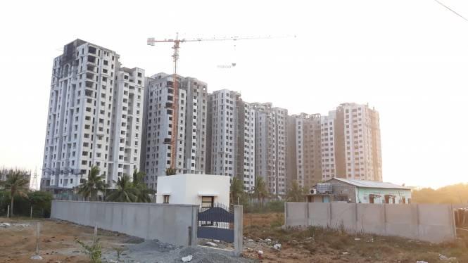 Marg Savithanjali Construction Status