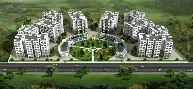 Vijay Park Avenue Elevation