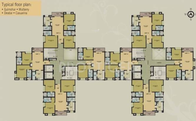 Eden Park Cluster Plan