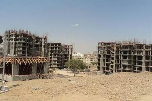Amit Colori Construction Status