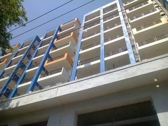 Mahaveer Chalet Construction Status