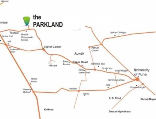 Bhandari Parkland Location Plan