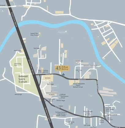 Bhandari 43 Privet Drive Location Plan