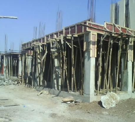 Sree Aishwaryam Construction Status