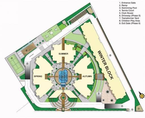Windsor Four Seasons Master Plan