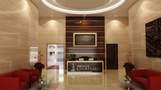 Prince Courtyard Amenities