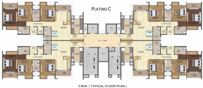 Lodha Splendora Cluster Plan
