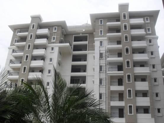 NCC Nagarjuna Residency Elevation