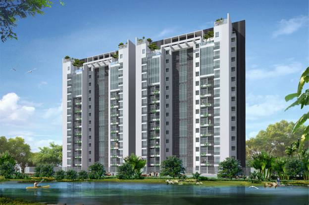 Vishwakarma Sky Park Elevation