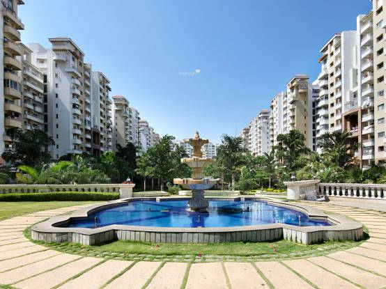 Purva Purva Fountain Square Elevation