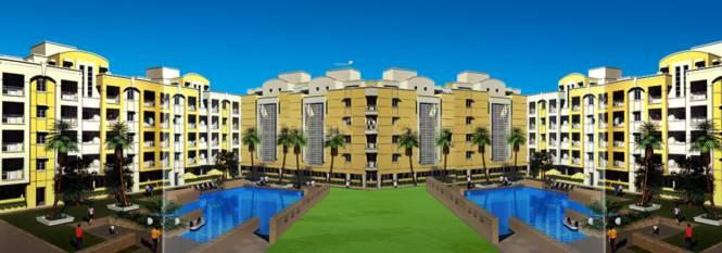 Mantri Mantri Residency Elevation