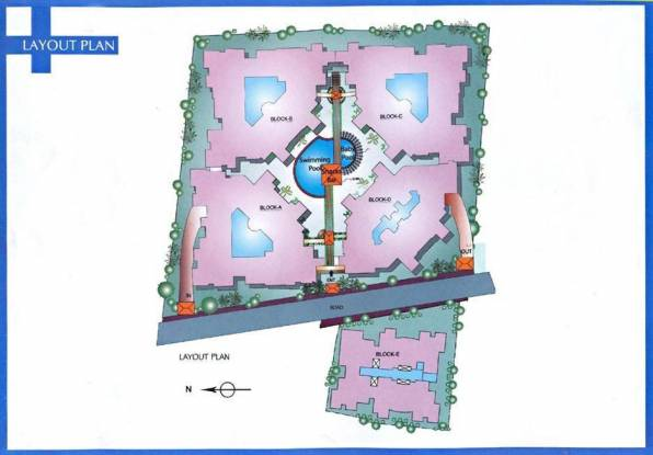 Ittina Abha Layout Plan
