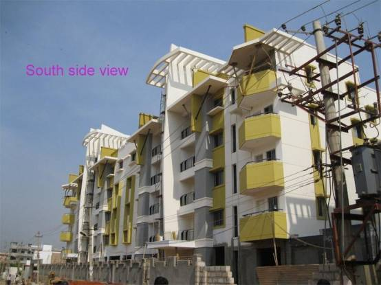 NCC Nagarjuna Serene Construction Status