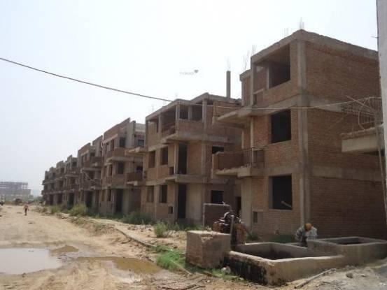 Vatika Iris Floors Construction Status
