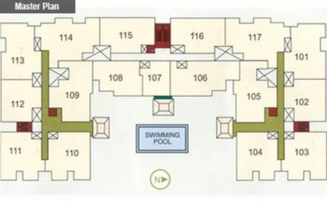 Gopalan Gardenia Master Plan