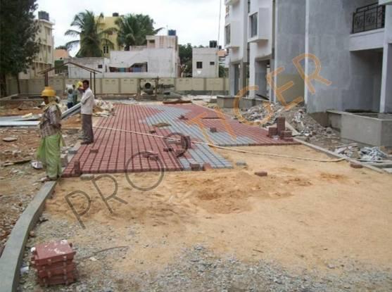 NCC Nagarjuna Premier Construction Status