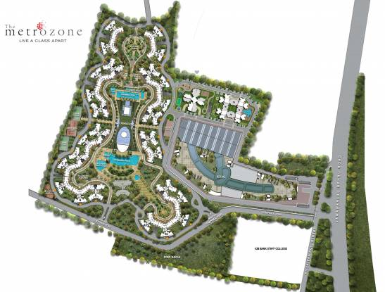 Images for Master Plan of Ozone Metrozone