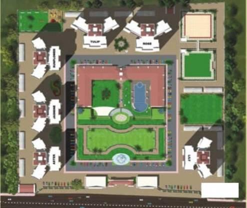 Regency Regency Gardens Layout Plan