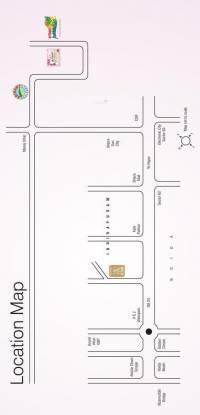 Arihant Harmony Location Plan