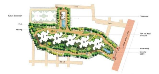 Sterling Terraces Master Plan