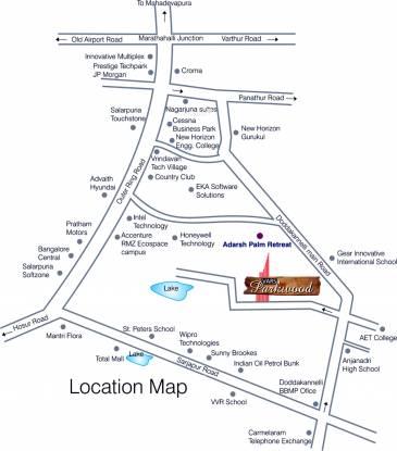 VARS Parkwood Location Plan