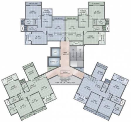 Mahaavir Jyoti Cluster Plan