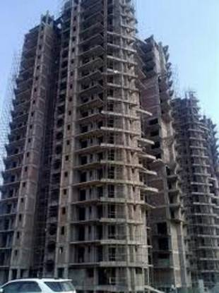 The Antriksh Heights Construction Status