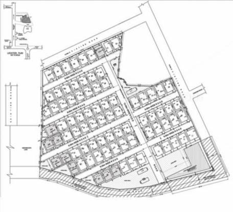 Kanishka Cyber Meadows Society Master Plan