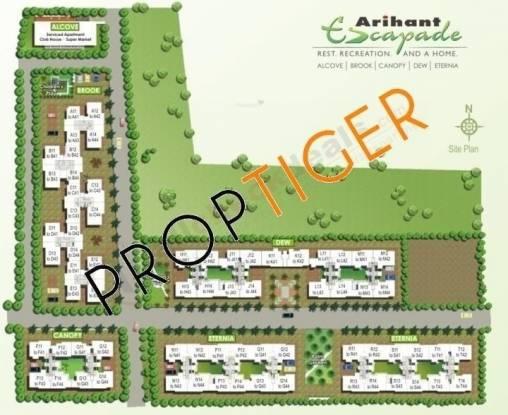 Arihant Escapade Master Plan