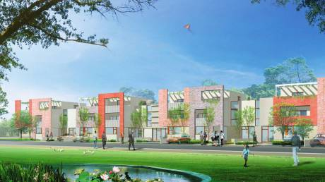Unitech Espace Nirvana Country Elevation