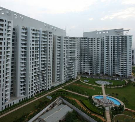 DLF The Icon Elevation