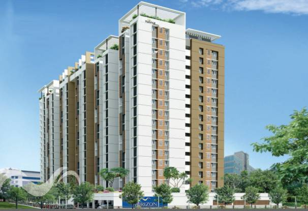 Tulive Horizon Residences Elevation