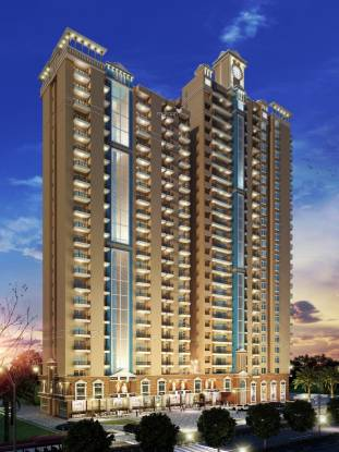 Ajnara Grand Heritage Elevation