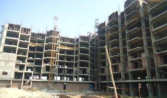 Star Realcon Group Rameshwaram Construction Status