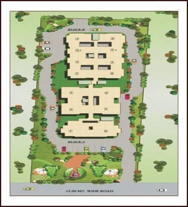 Ajnara Grace Site Plan