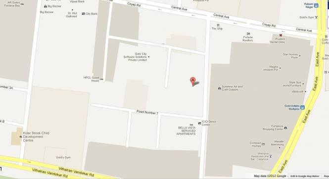 Marvel Vivacity Location Plan