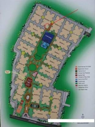 green-acres Images for Site Plan of Jain Green Acres
