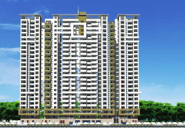 Manjeera Majestic Homes Elevation