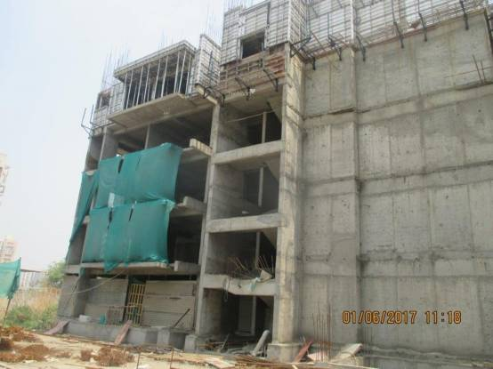 Ajnara Integrity Construction Status