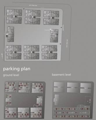 Sangath Platina Layout Plan