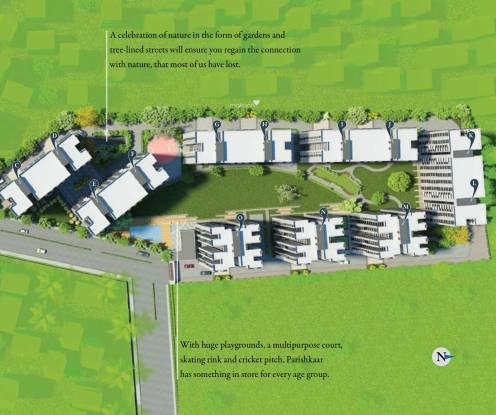 Bsafal Parishkaar Layout Plan
